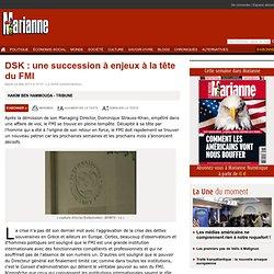 DSK : une succession à enjeux à la tête du FMI