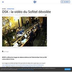 DSK : la vidéo du Sofitel dévoilée