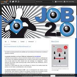 Du e-recrutement au Recrutement 2.0