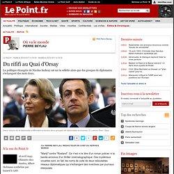 Du rififi au Quai d'Orsay, actualité Où va le monde : Le Point