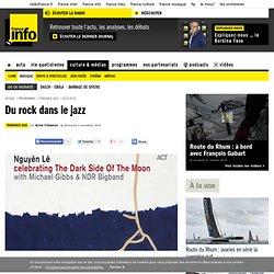 Du rock dans le jazz @ France Info