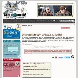 Du sursis au sursaut cyberaction