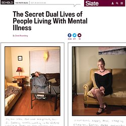 Liz Obert: Dualities looks at the hidden and visible worlds of people living with mental illness (PHOTOS).