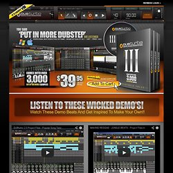 DUBturbo - Beat Maker Software. Make Pro Rap, Hiphop, House, Techno + Beats Fast & Easy, 1000's of samples, 16 tracks, pads, keys, fx, Mix & Master/Export Studio Quality All-In-One!