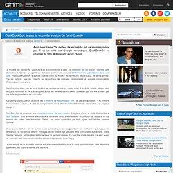 DuckDuckGo : découvrez la nouvelle version de l'anti-Google
