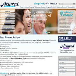 Assured Cleaning Services