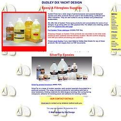 Dudley Dix Yacht Design Epoxy & Fibreglass