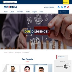 Best Due Diligence Services in UAE with Netrika