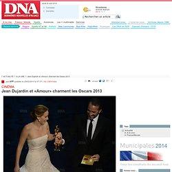 Jean Dujardin et «Amour» charment les Oscars 2013
