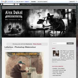 Alex Dukal - Illustrator: Ilustracion