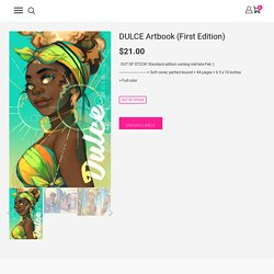 DULCE Artbook (First Edition) – GDBEE