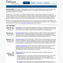 Dulcinea Media, Inc. -- Uncluttering the Web
