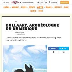 Libe: Dullaart, archéologue du numérique