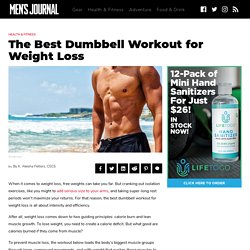 The Best Dumbbell Workout for Weight Loss
