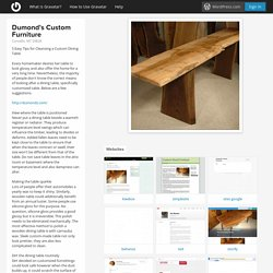 Dumond's Custom Furniture, Corvallis, MT 59828 - Gravatar Profile
