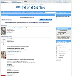 www.duodecimlehti.fi - UUSIN NUMERO