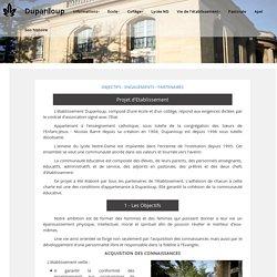 Ecole et Collège Dupanloup - Boulogne Billancourt