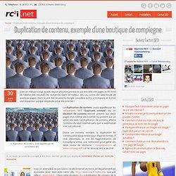 Duplicat content et contenus similaires : un mal qui ronge le web