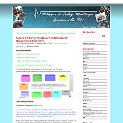 Astuce TNI n°5 : Dupliquer indéfiniment chaque mot d'un texte - Blog du collège Montaigne-Mozilla Firefox