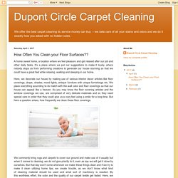 Best Carpet cleaning Service In DC