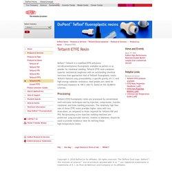 DuPont™ Tefzel® ETFE Fluoroplastic