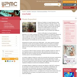 Muse Dupuytren -Universit Pierre et Marie CURIE - Sciences et Mdecine - UPMC - Paris