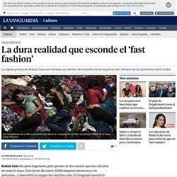 La dura realidad que esconde el 'fast fashion'