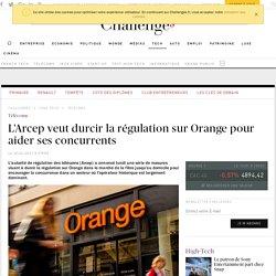 L'Arcep veut durcir la régulation de la fibre sur Orange pour aider ses concurrents