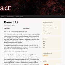 Duress 12.1