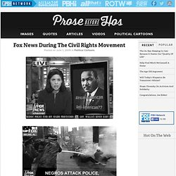 Fox News During The Civil Rights Movement