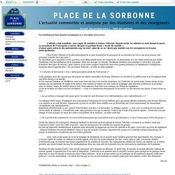 Le suicide chez France Télécom : Durkheim