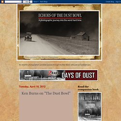"Ken Burns on ""The Dust Bowl"""