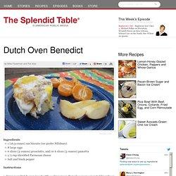 Dutch Oven Benedict