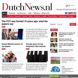 DutchNews.nl brings daily news from The Netherlands in English