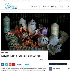 Duyên dáng nón lá Gò Găng - Hi!QuyNhon