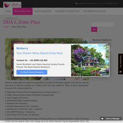DDA L-Zone, Dwarka Phase 2 Vanshi Buildtech Mulberry
