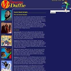 Dwayne McDuffie