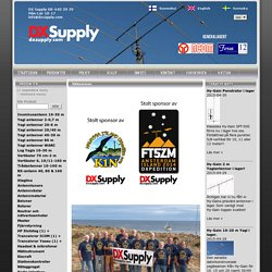 DX Supply AB - webbutik