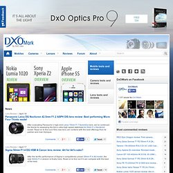 DxOMark by DxO Labs
