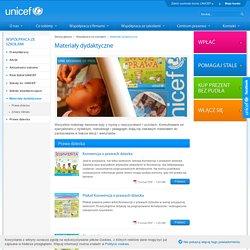 Materiały dydaktyczne / Współpraca ze szkołami / UNICEF Polska – pomagamy dzieciom