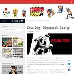 Dylan Dog - Détective de l'étrange - Comics Book Be