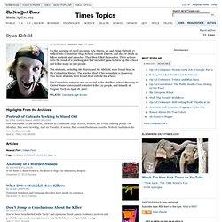 Dylan Klebold News