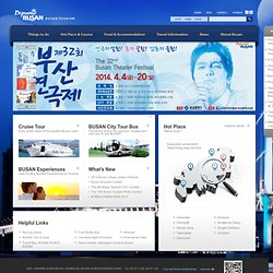Busan Tours