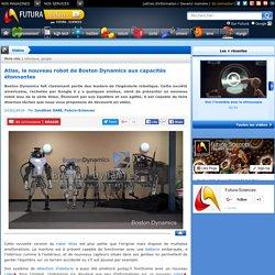 Vidéo > Atlas, le nouveau robot de Boston Dynamics aux capacités étonnantes