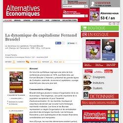 La dynamique du capitalisme Fernand Braudel