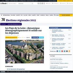 Les Pays de la Loire : dynamique démographiquement et solide sur les dépenses