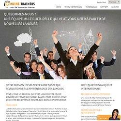 Online Trainers : une équipe dynamique et internationale