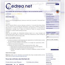 Michel LIU - CEDREA - Dynamiques sociales et recherche-action