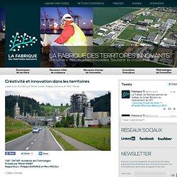 Dynamiques de territoire /// La Fabrique des Territoires Innovants