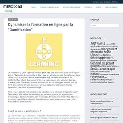 "Dynamiser la formation en ligne par la ""Gamification"""